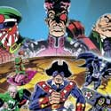 Freedom Force vs The 3rd Reich with World Famous Comics